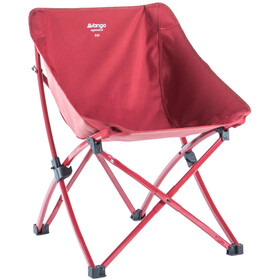 Vango Pop Chaise, carmine red